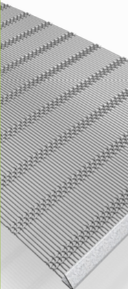 Woven Wire Mesh Ty-Rod