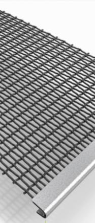 Woven Wire Mesh Ton-Cap