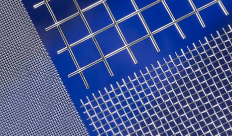 Square-Wire-Mesh