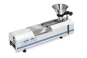 WS Tyler Computerized Particle Analyzer 2-1