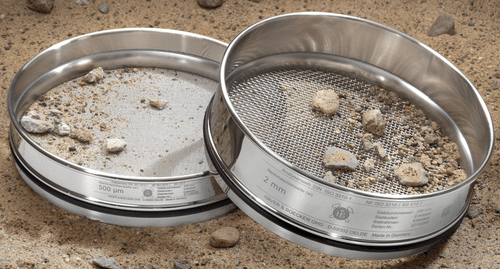 Test Sieves for DOT Facilities (Definition, Uses, Maintenance)