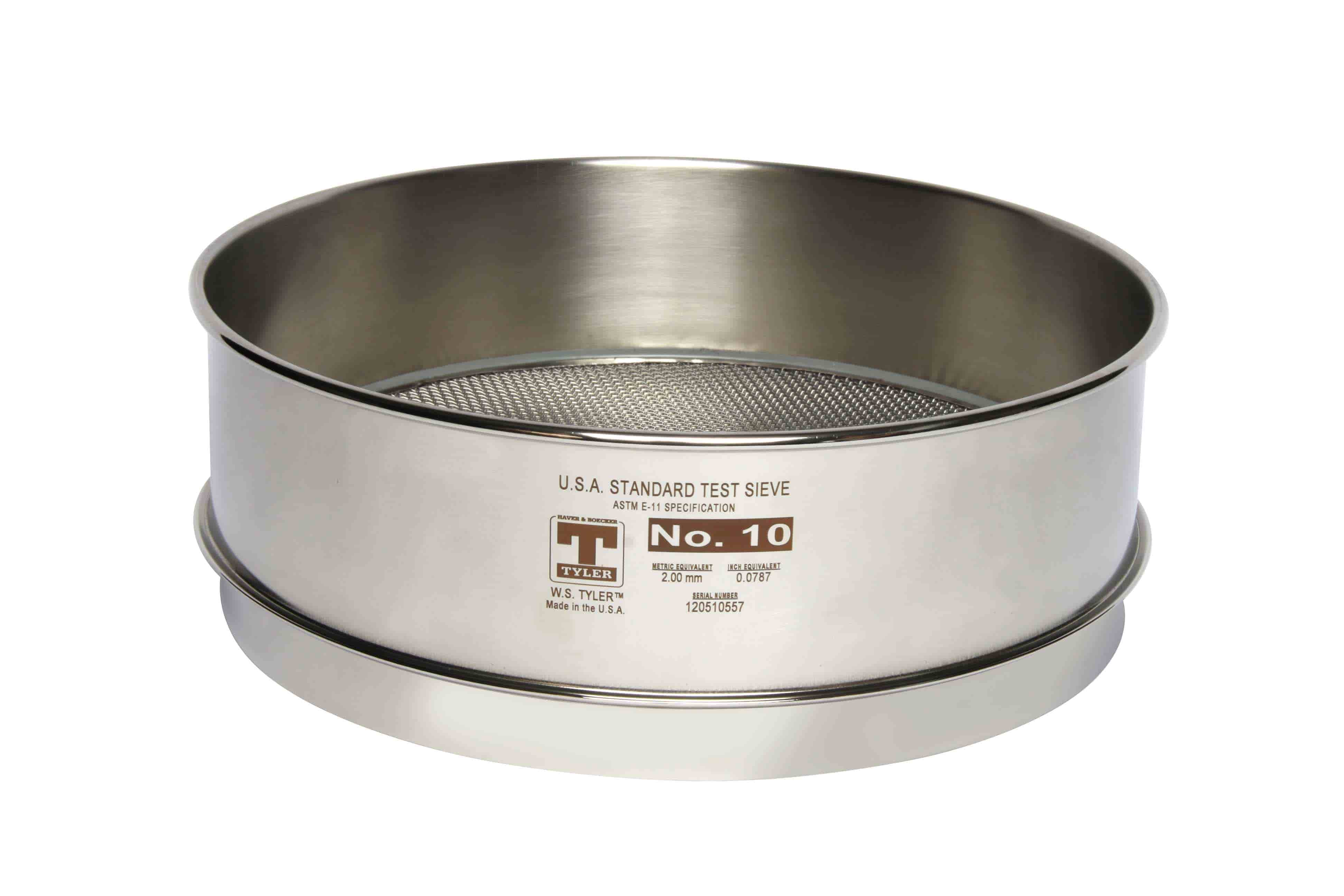 How Are Test Sieves Made? (Components, Process, Shipment)