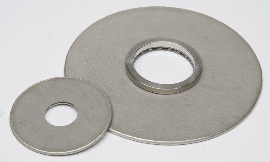 How to Repair a POROSTAR Filter Disc